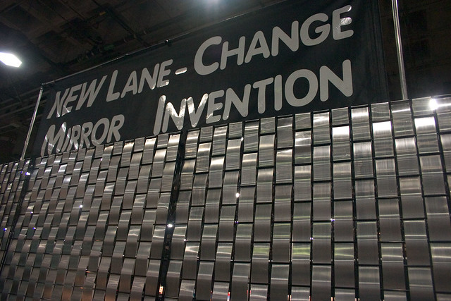 New lane change mirror invention flickr photo sharing for Who invented the mirror