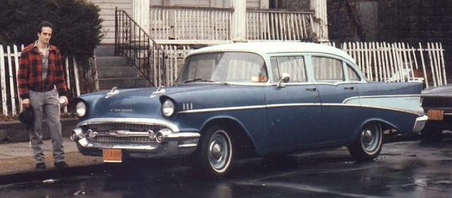 Tony's 1957 Chevy 210