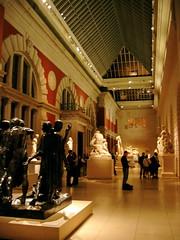 europe - sculpture corridor