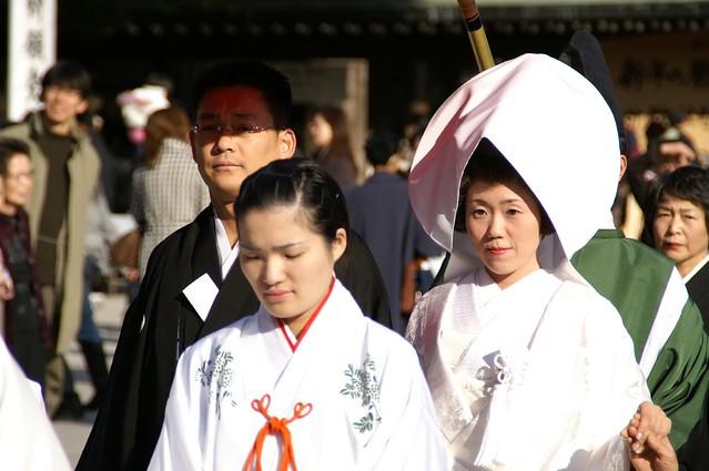 Meiji jingu shrine (Yoyogi koen)