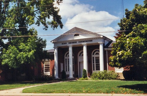 King George County Court House