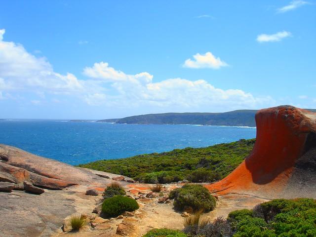 Isla Canguro, Australia