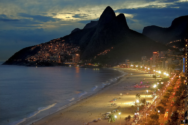 Night in Ipanema