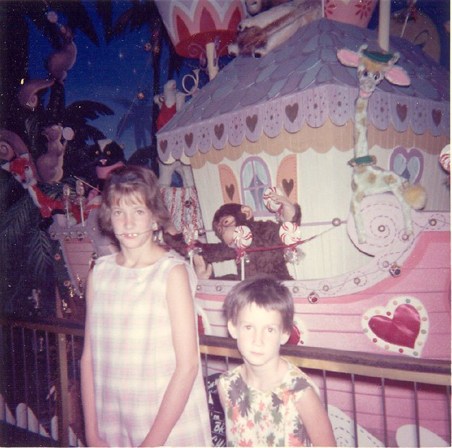 1964 Cindy and Stacey