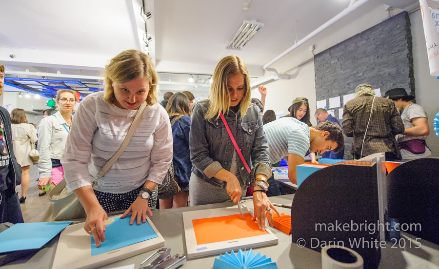 Maker Expo at Summer Lights Festival 2015 423