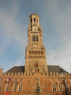 Bruges Clock Tower