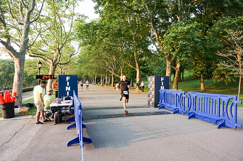 NYC RUNS Riverside Park 5k