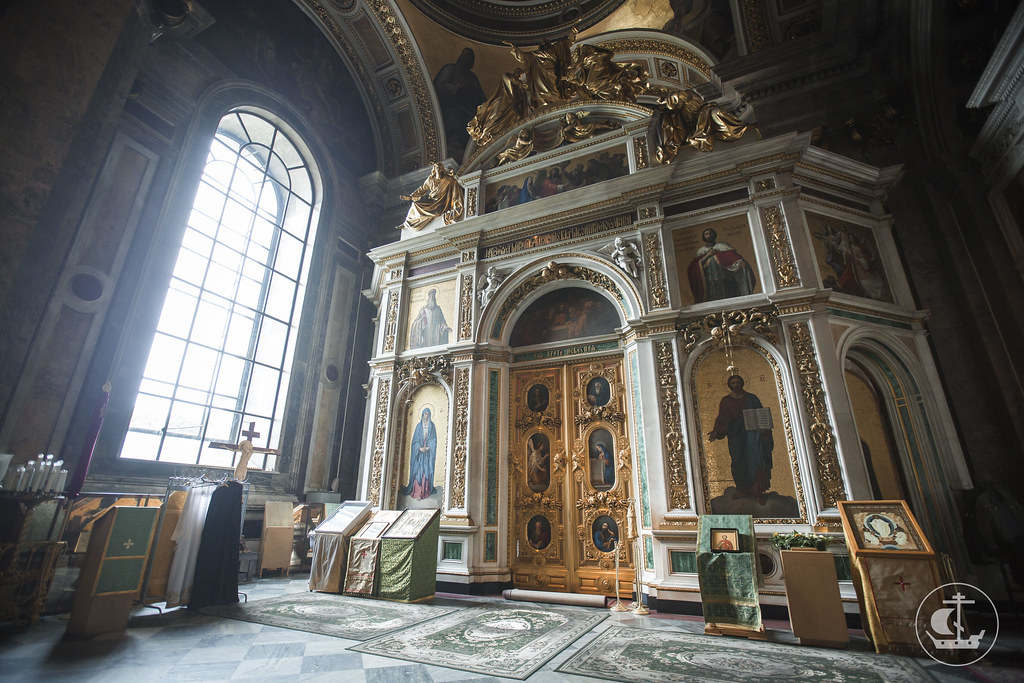 12 июня 2015, День памяти св. Исаакия Далматского / 12 June 2015, Remembrance Day of St. Isaac of Dalmatia