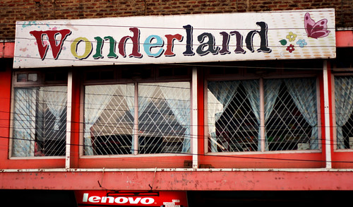Here be Wonderland!