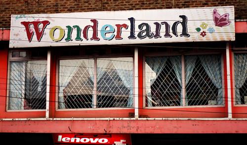 Here be Wonderland!