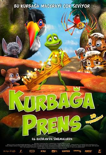 Kurbağa Prens - Ribbit (2015)