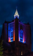 Collégiale Notre-Dame, Villefranche de Rouergue
