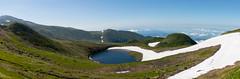 鳥海山 鳥海湖