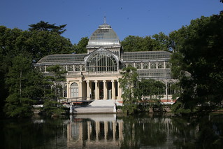 Parque del Retiro.  Madrid, Spain.