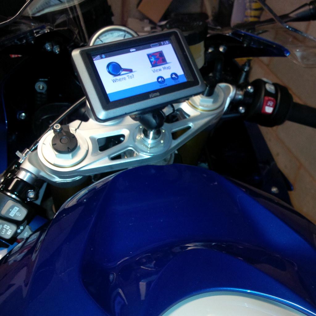 Bmw S1000rr Forums Bmw Sportbike Forum Gps Mount