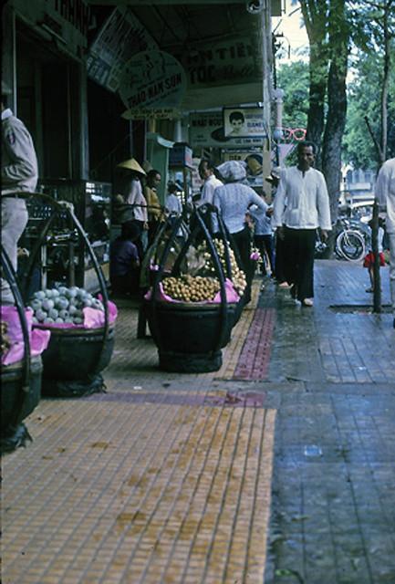 SAIGON 1963-64 - Đường Lê Thánh Tôn