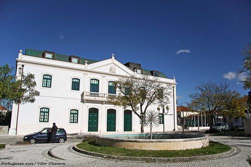 Biblioteca Municipal de Oliveira do Bairro - Portugal