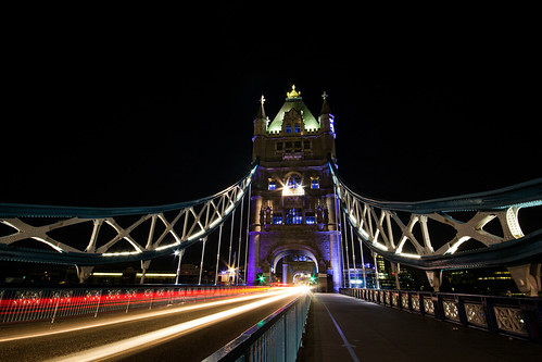 Tower Bridge - 2am Rush
