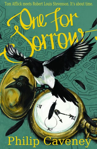 Philip Caveney, One For Sorrow