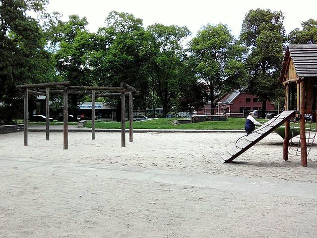 St.Ötteritzer Spielplatz bald wieder wie neu
