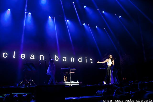 Clean Bandit - MEO Sudoeste '15