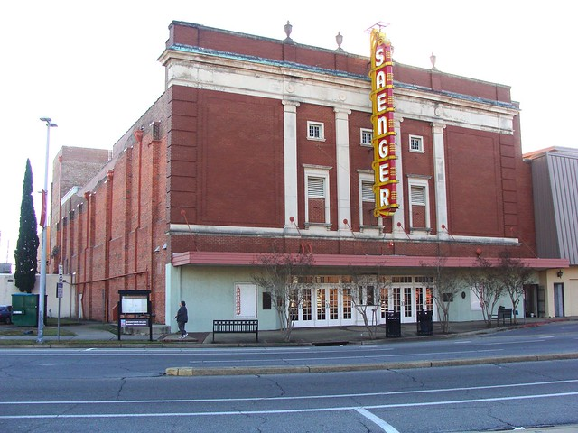 Saenger Theatre---Biloxi, Ms.
