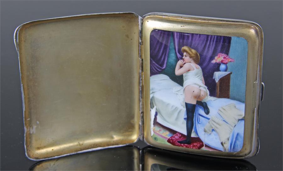 最頹廢的藝術品 20世紀初期煙盒,上流人士手中的情色秘密15