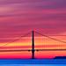 Sunset Colors by davidyuweb
