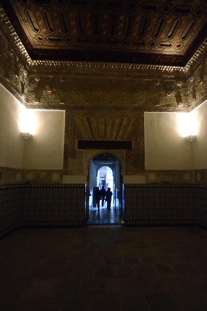 Alcazar Sevilla Interior