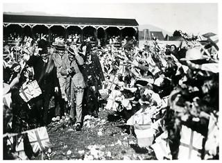 Prince of Wales in Westport, Royal Tour 1920