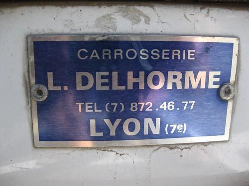 Delhorme Emblem