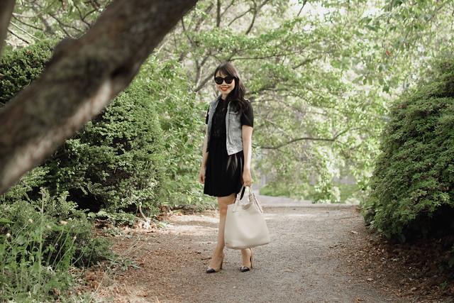 vancouver blogger aritzia
