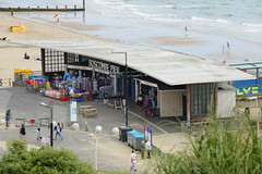 Boscombe Pier, Boscombe, Bournemouth, Dorset