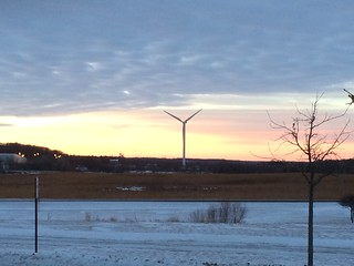 Wind Turbine in Northfield