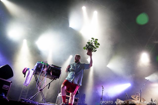 Dan Deacon - NOS Primavera Sound '15