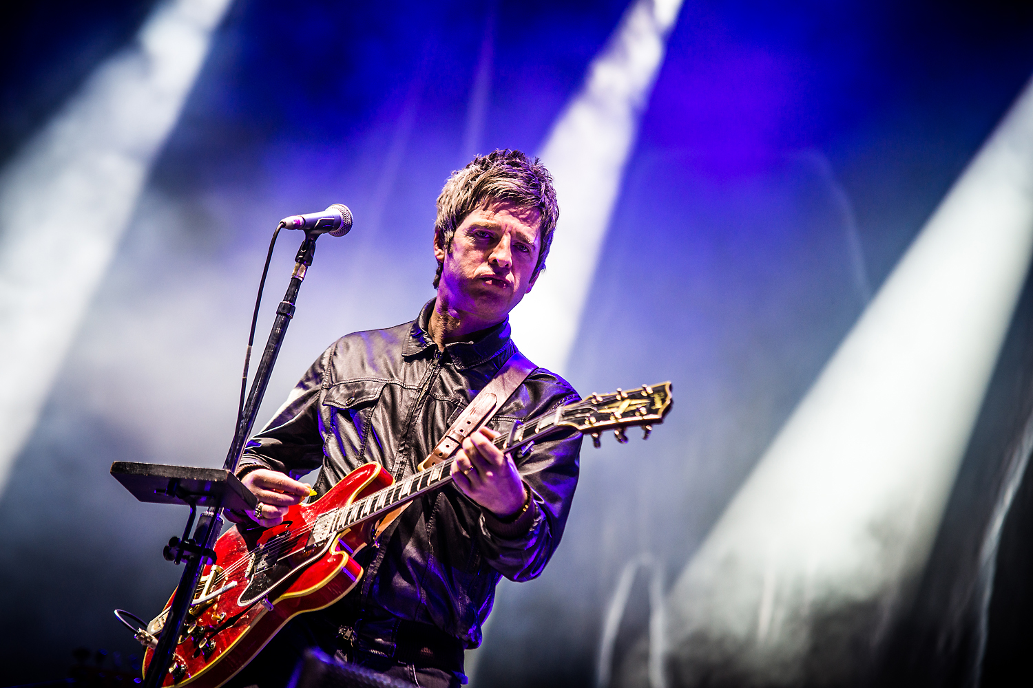 BKS 732 - Noel Gallagher's High Flying Birds