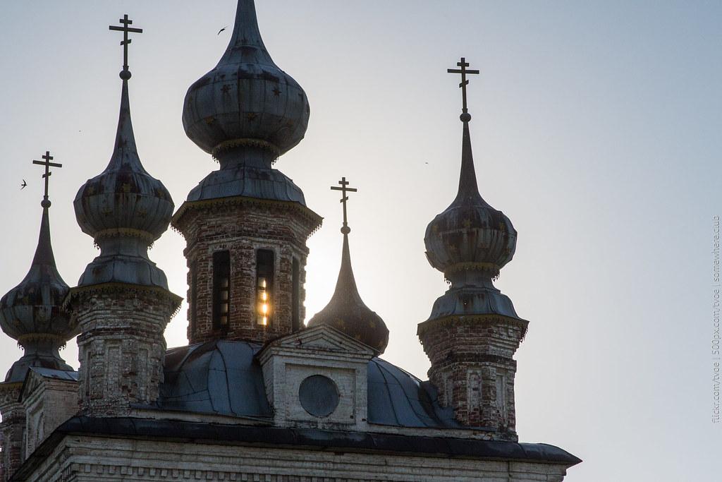 Храм Михаила Архангела в Юрьеве-Польском