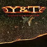 "Y&T - Contagious 12"" VINYL LP"