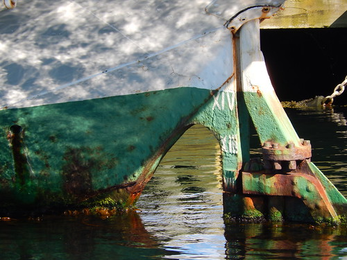 Halifax - in de haven