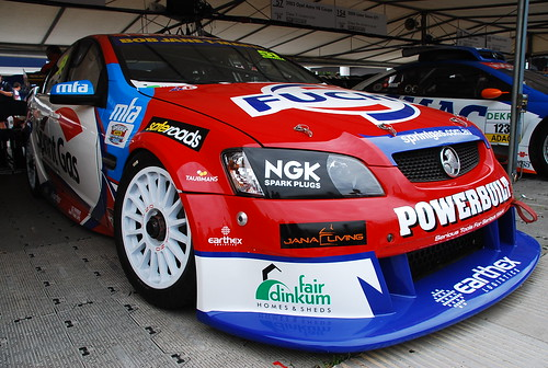 Holden Commodore VE, Goodwood Festival of Speed 2015