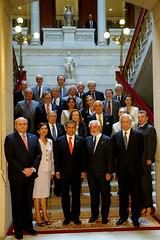 Visita a la Real Academia Española de la Lengua realizó el presidente Ollanta Humala en Madrid