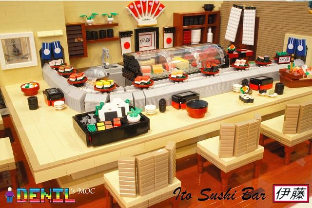 [Denil's MOC] Ito Sushi Bar 2