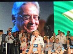 05 07 2015 - Convenção Nacional PSDB -  Fernando Henrique Cardoso