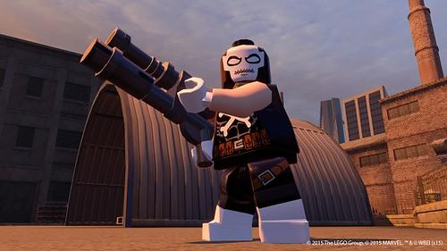 LEGO Marvel's Avengers Crossbones