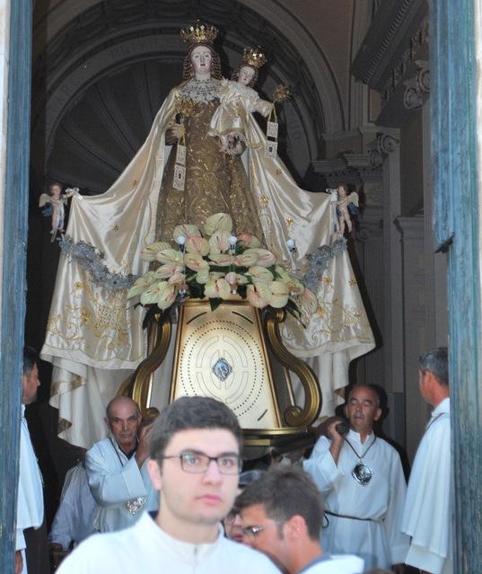 Rutigliano- Ecco il Fotoreportage della nostra amata Vergine del Carmelo (27)
