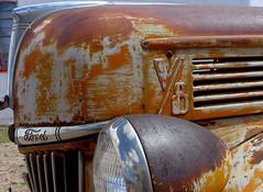 Ford V8.