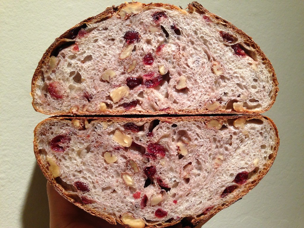 Cranberry Walnut