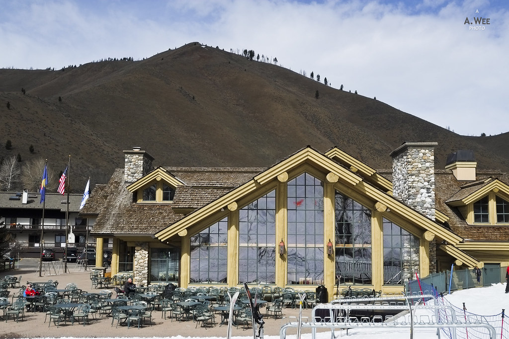 Ski Lodge at Warm Springs