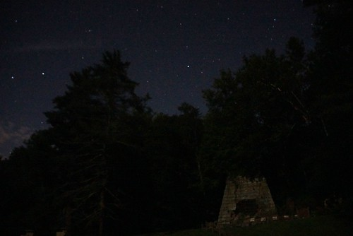 hope furnace under the stars