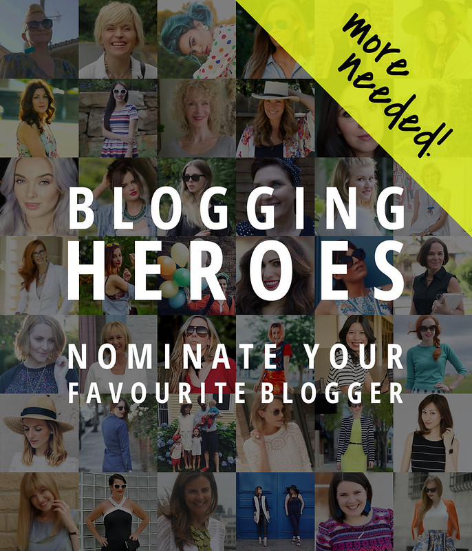 Blogging Heroes | Nominate Your Favourite Blogger
